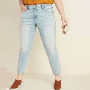 Old Navy Women's Power Straight Ankle Jeans